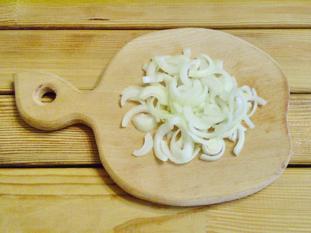 Салат к шашлыку - фото шаг 5