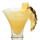 Рецепт Зеленый витаминный напиток с семенами льна