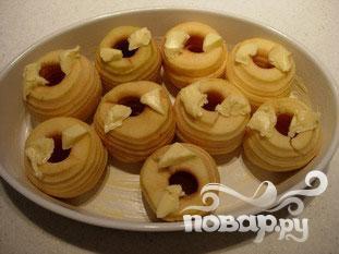 Печеные яблоки - фото шаг 3