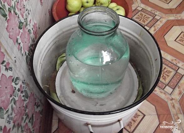 Квашеная капуста без соли - фото шаг 5