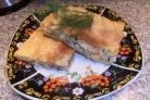 Кубете (пирог с мясом и картофелем)