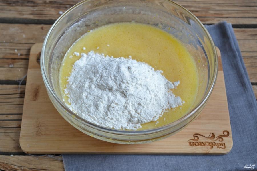 Венский пирог с вишней - фото шаг 4