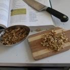 Рецепт Бананово-ореховые вафли