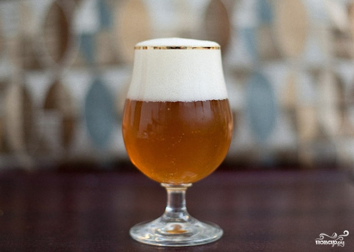 Медовое пиво - фото шаг 5
