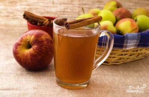 Рецепт Яблочный грог