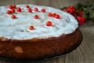 Пирог с рябиной