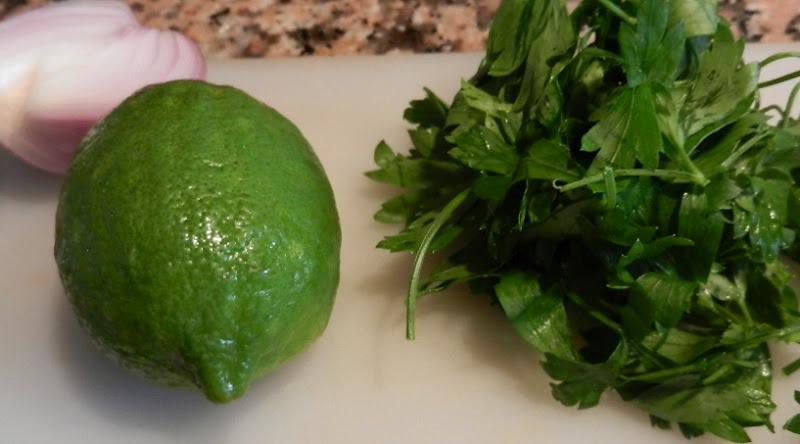 Салат из осьминогов - фото шаг 5