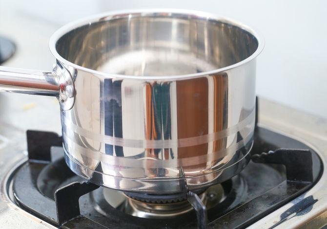 Домашняя карамель из сахара - фото шаг 2