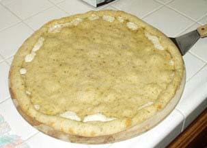 Овощная пицца с сыром Моцарелла - фото шаг 14