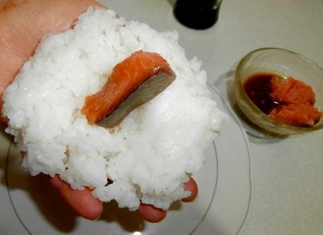 Японские бутерброды - фото шаг 5