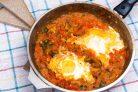 Шакшука (израильский завтрак)
