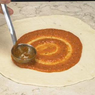 Пицца Margherita - фото шаг 3