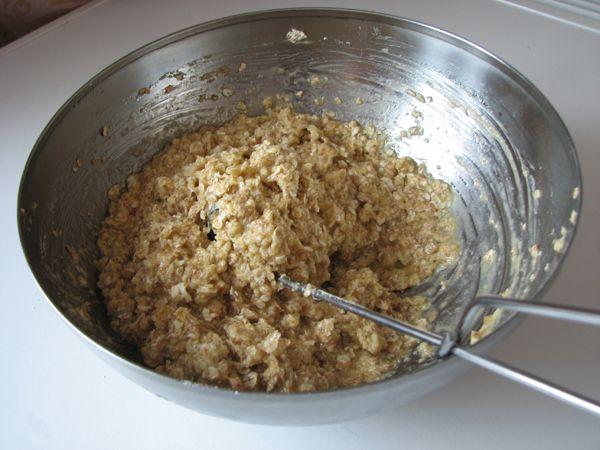 Печенье из овсяных хлопьев - фото шаг 5