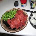 Рецепт Перцовый стейк