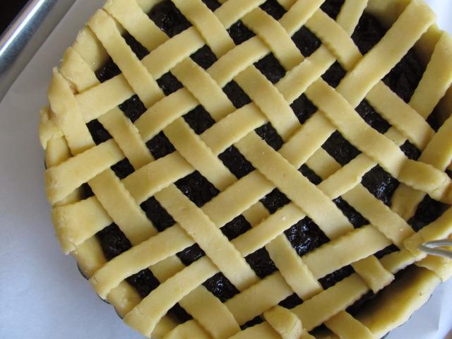 Пирог с вареньем - фото шаг 6