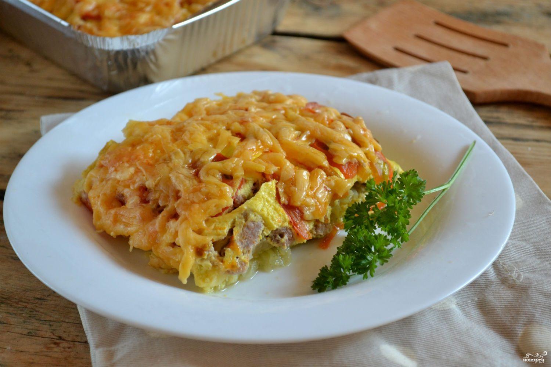 Блюда из фарша в духовке - рецепты с фото на Повар.ру (175 ...