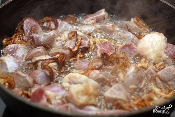 Плов на сковороде - фото шаг 5
