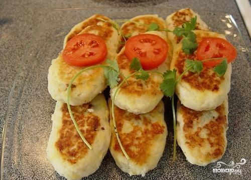 Рецепт Картофельники в пароварке