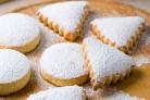 Миндальное печенье с ромом