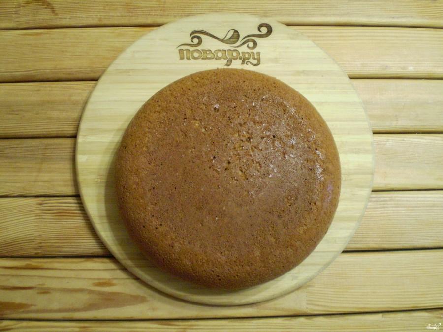 "Банановый торт ""Обезьянка"" - фото шаг 9"