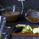 Рецепт Яблочный пудинг с хлебом
