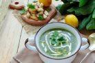Крем-суп из шпината (оригинальный рецепт)