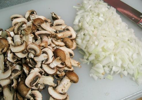 Рецепт Жульен с грибами