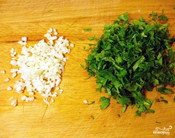Соус из брокколи для рыбы - фото шаг 2