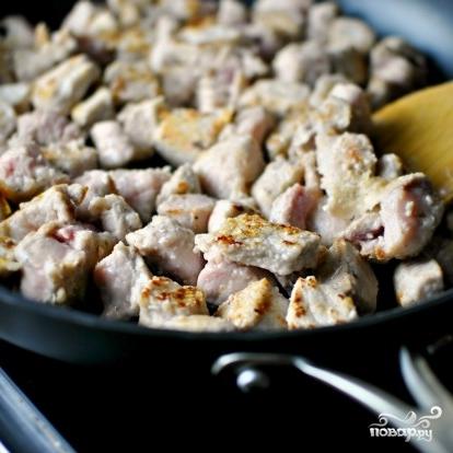 Свинина стир-фрай - фото шаг 6