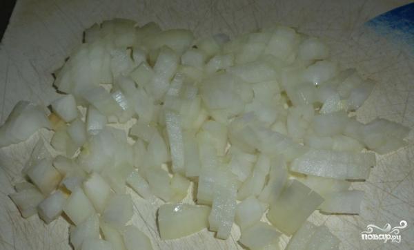Гречка с тушенкой на сковороде - фото шаг 1