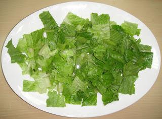 Клубный салат с креветками - фото шаг 2