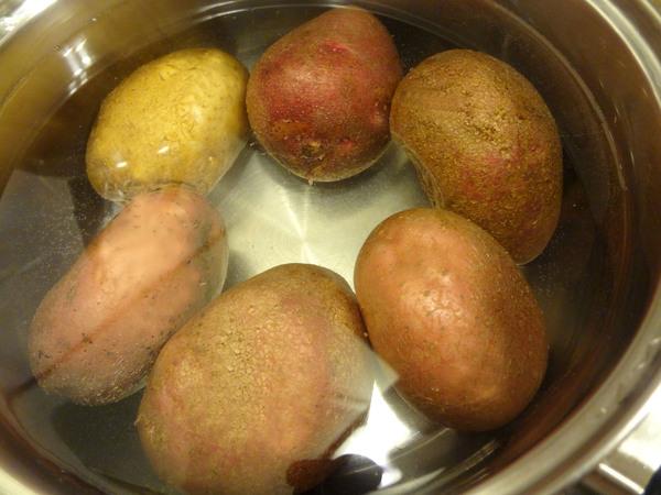 Зразы на сковороде - фото шаг 2
