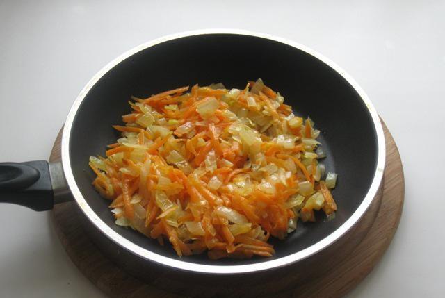 Фаршированный перец в сметанном соусе - фото шаг 5
