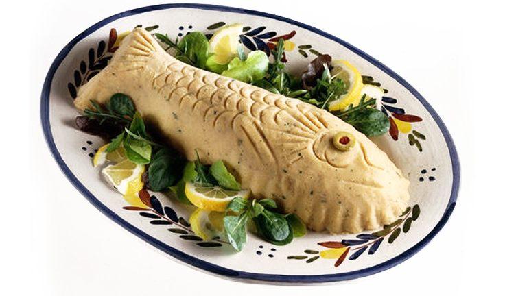 """Рецепт Закуска """"Рыба"""" на Новый год"""