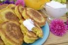 Оладьи из тыквы с манкой