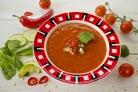 Суп Гаспачо из помидоров