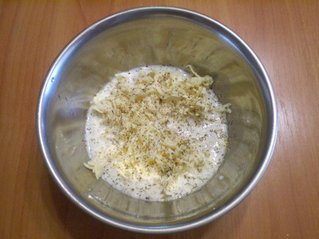Картофель под сырным соусом - фото шаг 3