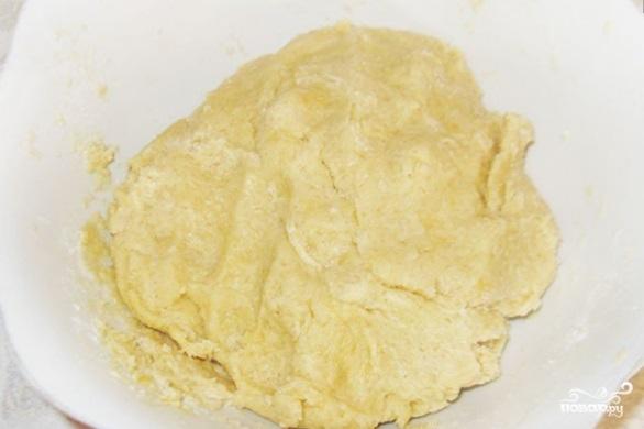 Сладкое песочное тесто - фото шаг 2