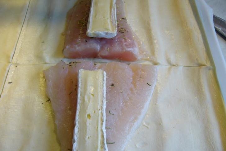 Пангасиус в тесте - фото шаг 2