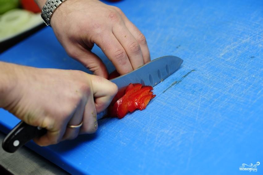 Салат из капусты брокколи - фото шаг 2