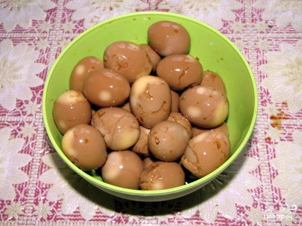 Яйца по-корейски - фото шаг 4
