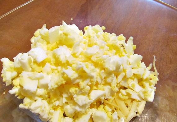 Зразы с сыром и яйцом - фото шаг 5