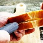 Рецепт Французские тосты с фруктовой начинкой