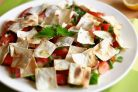 Салат с лавашом Фатуш