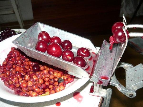 Рецепт Желе из вишни на зиму