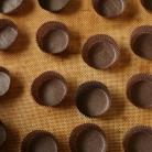 Рецепт Шоколадные пирожные с шоколадным кремом