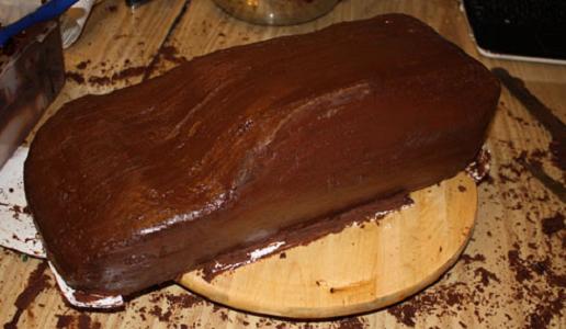 """Торт """"Ауди"""" - фото шаг 3"""