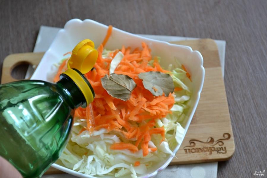 Капустняк из свежей капусты рецепт с фото