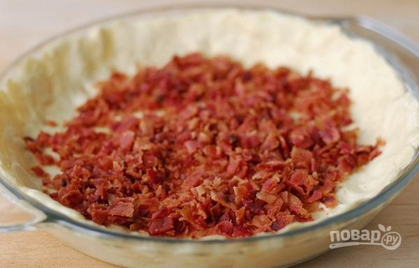 Бисквитный ягодный торт рецепт