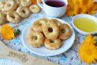 Воздушное печенье медовое